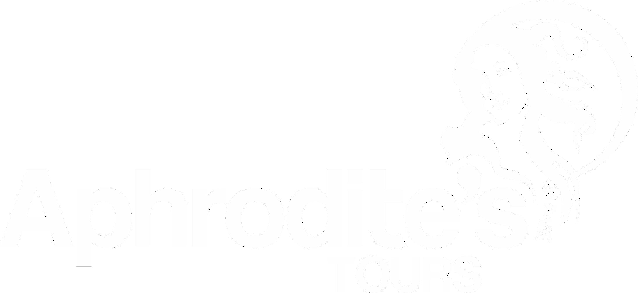 Aphrodite's Tours Original Logo